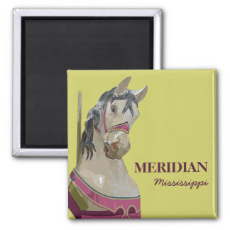 Meridian Square Magnet