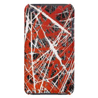 ~ MERIDIANO (de un diseño del arte abstracto) Funda Case-Mate Para iPod