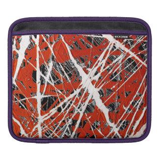 ~ MERIDIANO (de un diseño del arte abstracto) Funda Para iPads