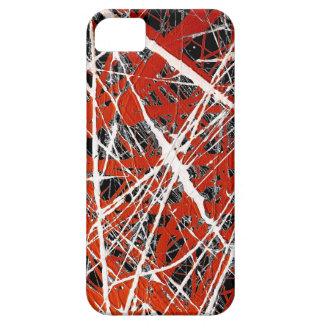 ~ MERIDIANO (de un diseño del arte abstracto) Funda Para iPhone SE/5/5s