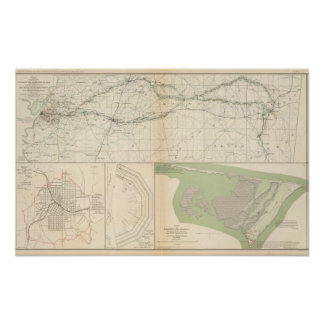 Meridiano de Vicksburg, Srta. Póster