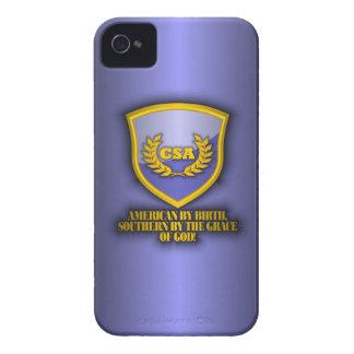 Meridional por la gracia de dios (BG) Carcasa Para iPhone 4 De Case-Mate