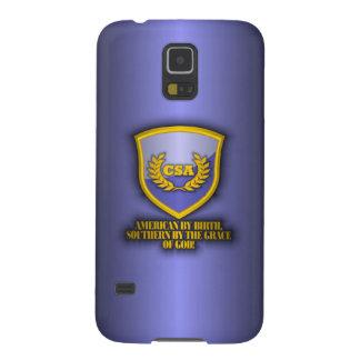 Meridional por la gracia de dios (BG) Funda Galaxy S5