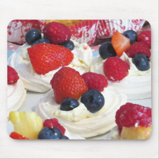 Meringues Party Food Mouse Pad