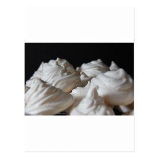 meringues postcard