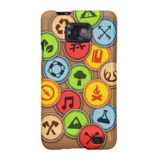 Merit Badge case Samsung Galaxy S2 Cover