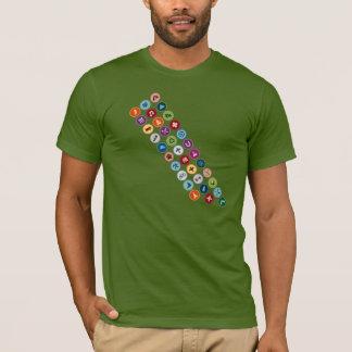 Merit Badge Sash T-Shirt