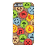 Merit Badges case Barely There iPhone 6 Case