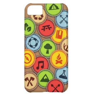 Merit Badges case iPhone 5C Cover
