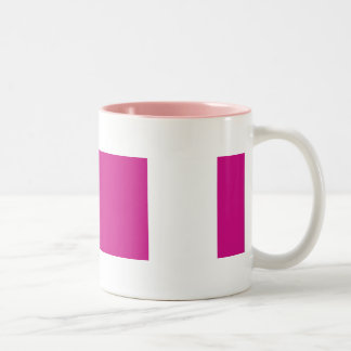 Meritorious Service Ribbon Two-Tone Coffee Mug