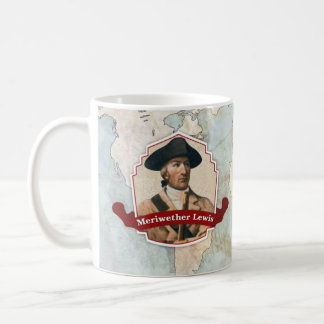 Meriwether Lewis Historical Mug