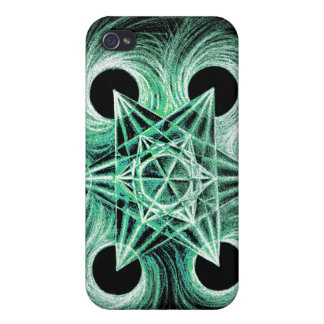 merkaba iPhone 4 cases