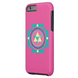 Merkaba Mandala Tough iPhone 6 Case