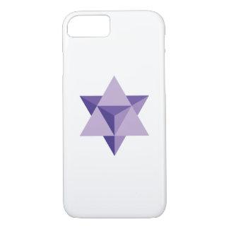 Merkaba Star Tetrahedron iPhone 8/7 Case