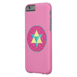 Merkaba with Flower of life Barely There iPhone 6 Case