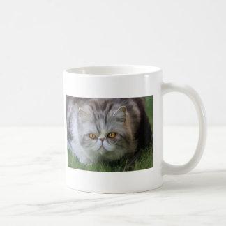 Merlin 2 classic white coffee mug