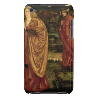 Merlin and Nimue from 'Morte d'Arthur', 1861 iPod Touch Cover