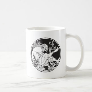 Merlin Aubrey Beardsley Coffee Mug