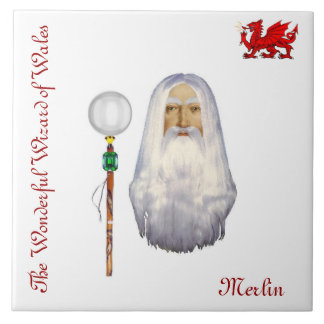 Merlin Collector's Tile