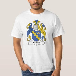 Merlin Family Crest Shirt