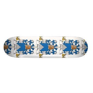 Merlin Family Crest Skateboard Deck