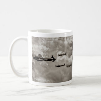 Merlin Formation Coffee Mug