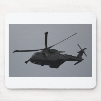 Merlin Helicopter from RAF Benson, United Kingdom Mousemats
