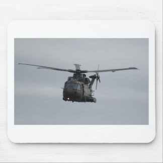 Merlin Helicopter, RAF Benson Mouse Mats