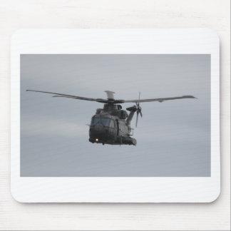 Merlin Helicopter, RAF Benson Mousepad