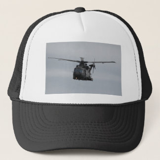 Merlin Helicopter, RAF Benson Trucker Hat