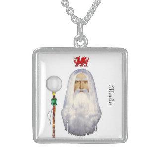 Merlin Neckwear Sterling Silver Necklace