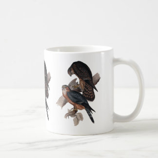 Merlin or Pigeon Hawk Coffee Mug