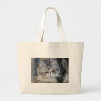Merlin the exotic large tote bag