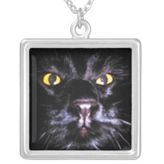 Merlin Watching necklace