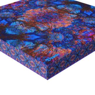 Merlin's Labyrinth Canvas Print