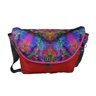 Merlin's Mosaic Messenger Bag