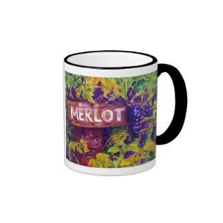 Merlot on the Vine at Butterfly Creek Winery Coffee Mug