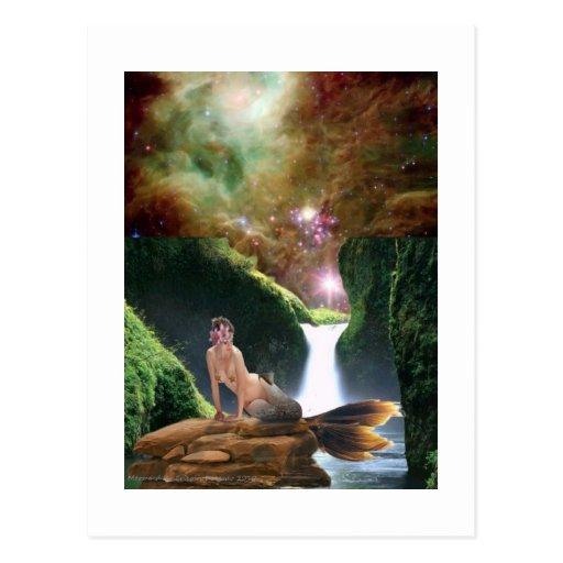 Mermaid2 Postcard