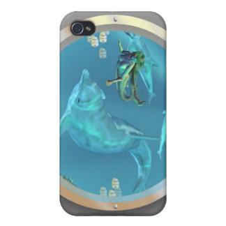 mermaid4 case for iPhone 4