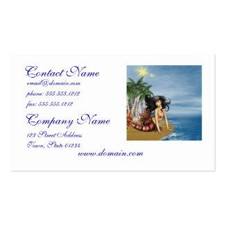 mermaid-11 business card