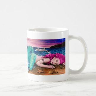 mermaid 12 coffee mug