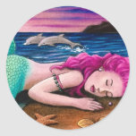 mermaid 12 sticker