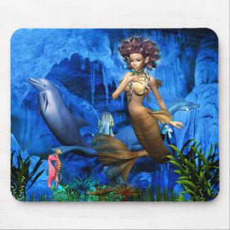 Mermaid 2 Mousepad