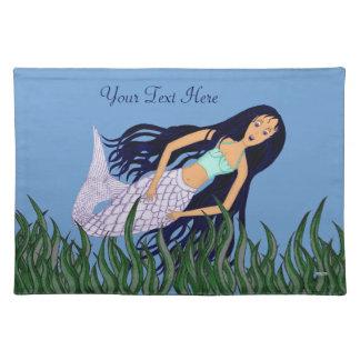 Mermaid 2 placemat