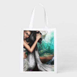 mermaid-3 bolsa reutilizable