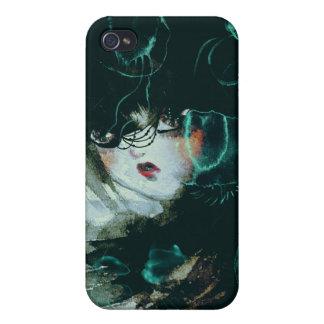 Mermaid 4 iPhone 4/4S cover