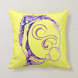 Mermaid American MoJo Pillow