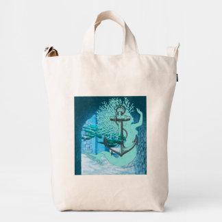 Mermaid And Anchor Bagguu Bag