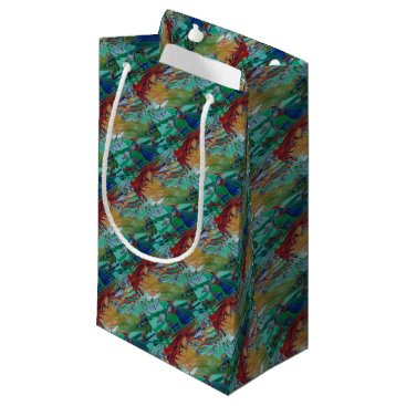 Mermaid and Butterflies Small Gift Bag