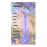 Mermaid and Friends Template Double-Sided Standard Business Cards (Pack Of 100)
